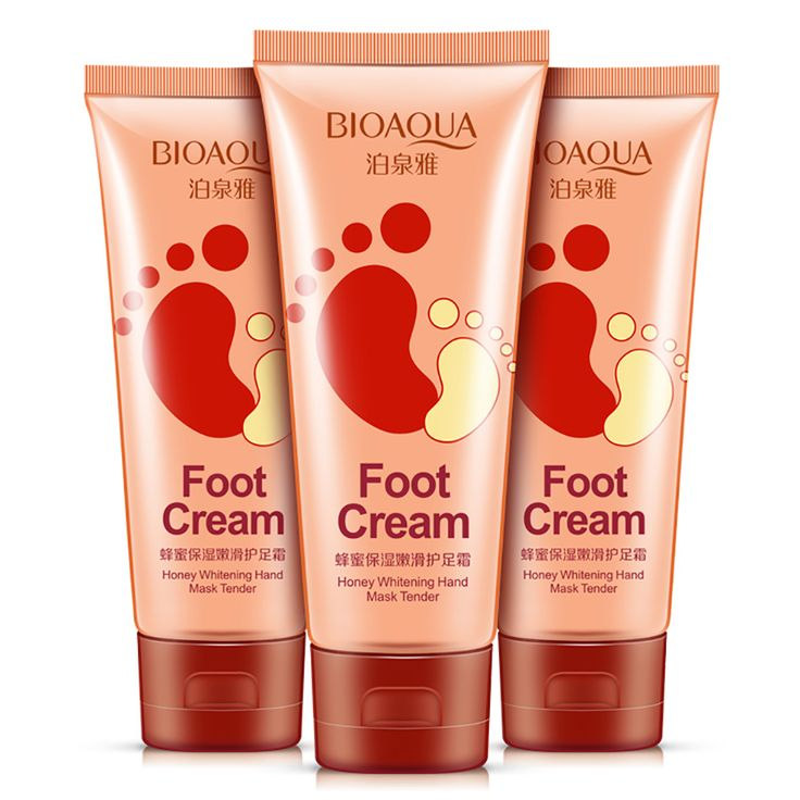 BIOAQUA Honey Whitening  Foot Cream