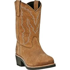 Baby cowboy boots! Whether I have a son or a daughter, as soon as they're old enough, I will put them in a pair of these and take them out to my grandpas ranch<3