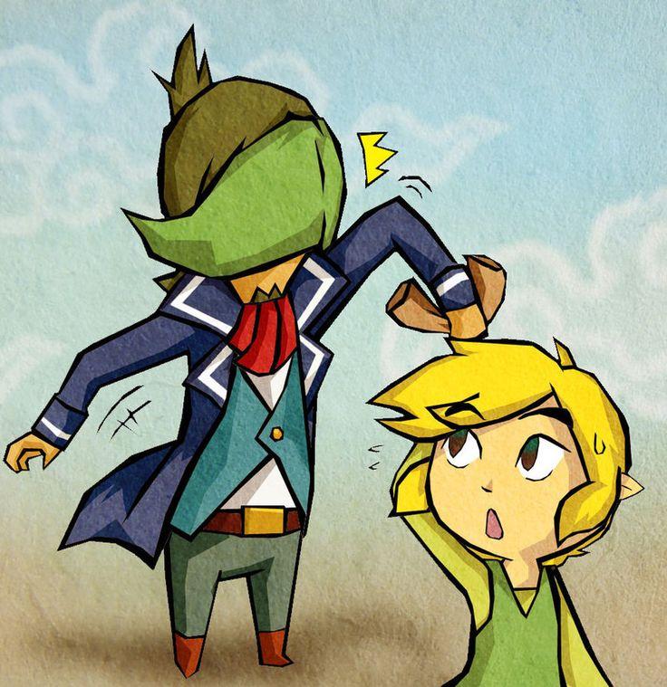 Princess Zeldawind Waker: The Legend Of Zelda: The Wind