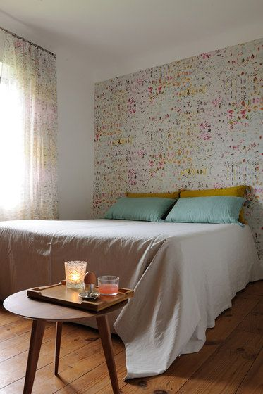 Kandy | Brit pop by Elitis | Wall fabrics | Wallcoverings / Wallpaper