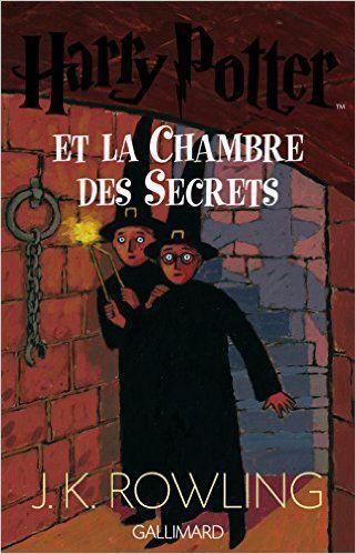 Amazon.fr - Harry Potter, tome 2 : Harry Potter et la Chambre des secrets - Joanne K. Rowling, Jean-François Ménard - Livres
