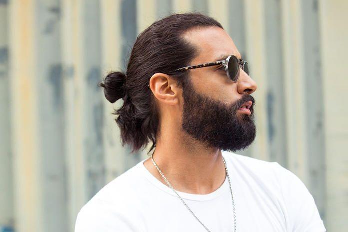 Manner Und Lange Frisuren Der Weg Nach Vorne Frisuren Herren