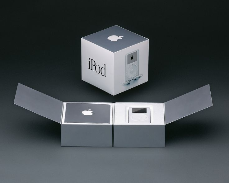 iPod | 2001 | Andy Dreyfus
