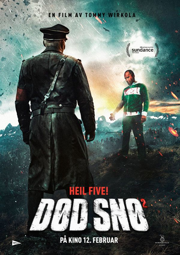 Tommy Wirkola's Dead Snow 2: Red vs. Dead, is one film I'm stoked for. I loved the original and I know many of you did too, but the sequel does have a lot