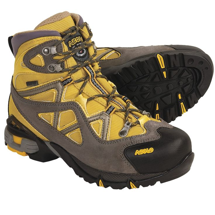 Asolo Attiva Gore-Tex® Hiking Boots - Waterproof (For Women) $159.95