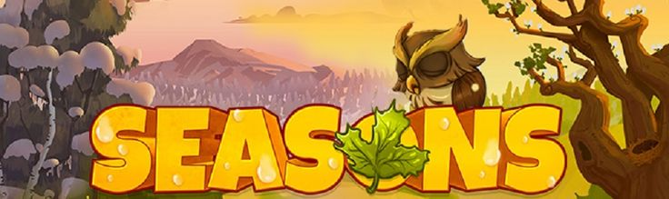 """€6,000 SEASONS CASH RACE: Experience the changing of the seasons by playing the slot game """"Seasons"""" between 00:00 CEST on September 20th and 23:59 CET on September 25th to win your share of the €6,000 Cash Race prize pool. #Seasons #Fun #MrGreen"""