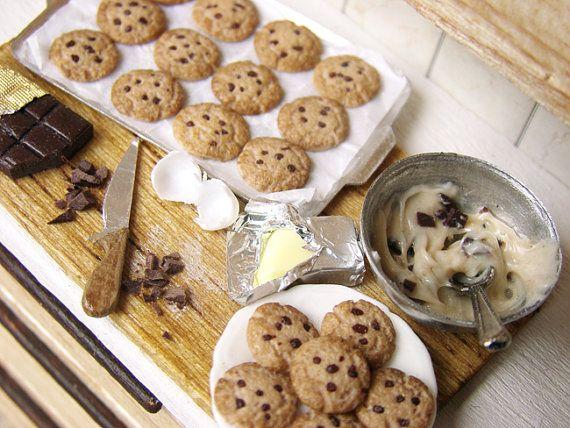 Hummingbird Cafe Chocolate Chip Cookies
