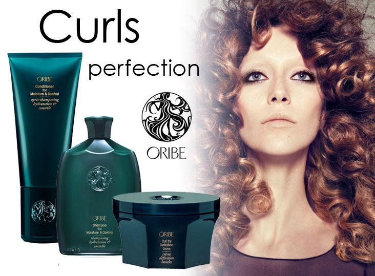 Un trattamento estremamente efficace per la cura di capelli #ricci, crespi o particolarmente sfibrati. Il meglio di #ORIBE dedicato alla bellezza della tua chioma. http://shop.sereni.net/oribe.html Hai bisogno di un consiglio? Contattaci!