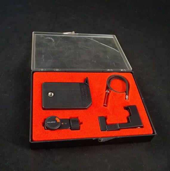 Vintage  Polaroid Pronto Accessory kit Polaroid by SmalandVintage