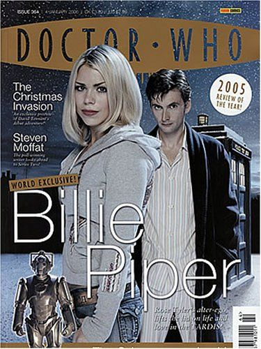 Doctor Who - UK | Cheap magazine subscriptions - Magazine Subscriptions