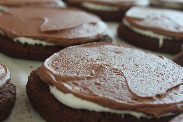Brownie Marshmallow Cookie