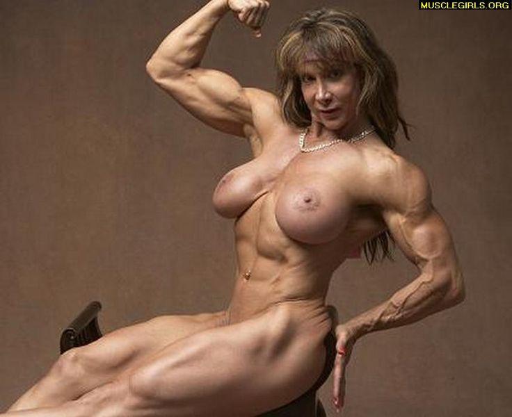Nude Muscular Women Pics 121