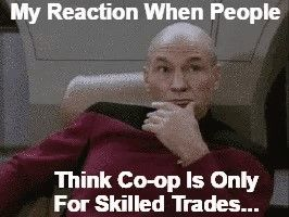 High School Co-ops- Co-op is more than just skilled trades. It's about what you want to do in life... #ownyoureducation #dowhatyoulove #ownyoureducation