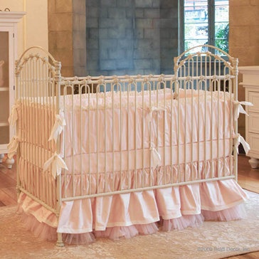 Lovely I love this crib just wish I could find it for cheaper