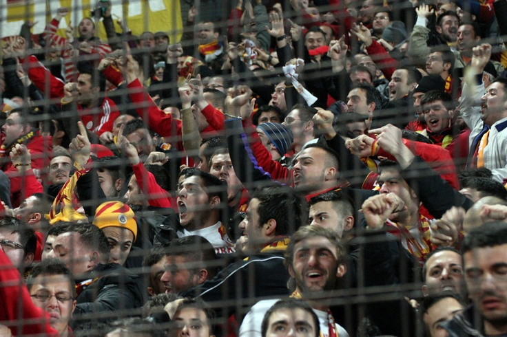 CFR - Galatasaray Champions League, Cluj Stadium.