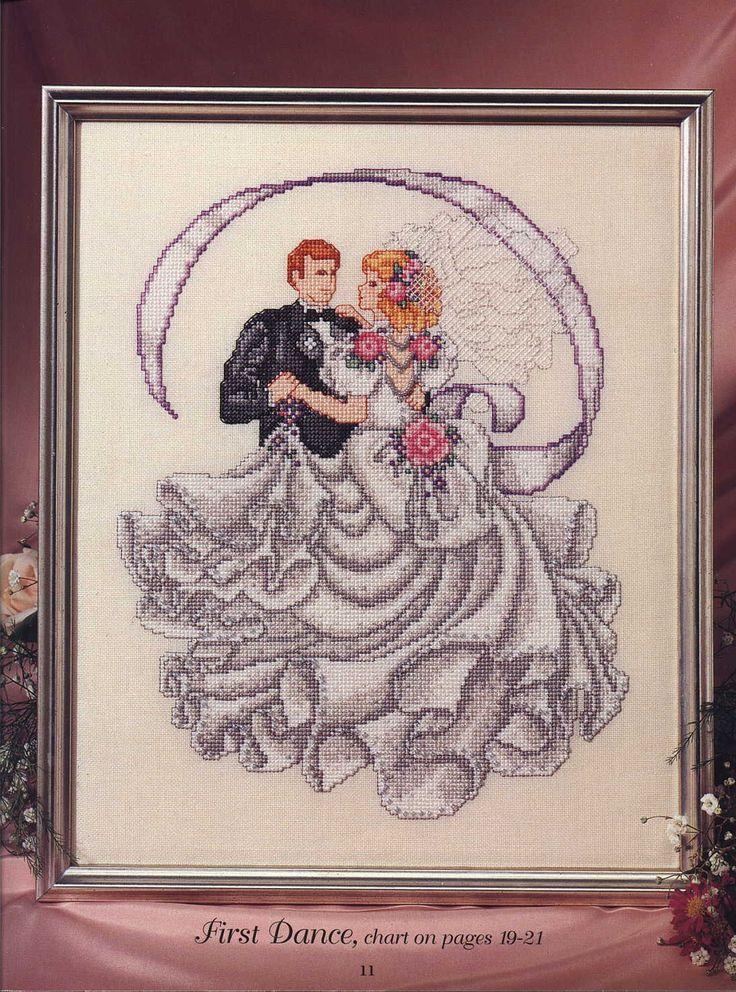 Свадебные картинки вышивка