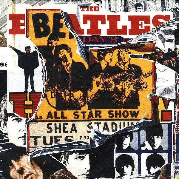 The Beatles - Anthology 2  Apple Records 7243 8 34448 2 3 - Enregistré de 1965 à 1968, 1979 & 1995 - Sortie le 18 mars 1996  Note: 8/10