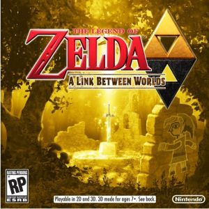 Review Download Game The Legend of Zelda: A Link Between Worlds