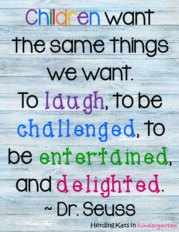Preschool Quotes Gorgeous Encouraging Quotes For Preschool Teachers Picture