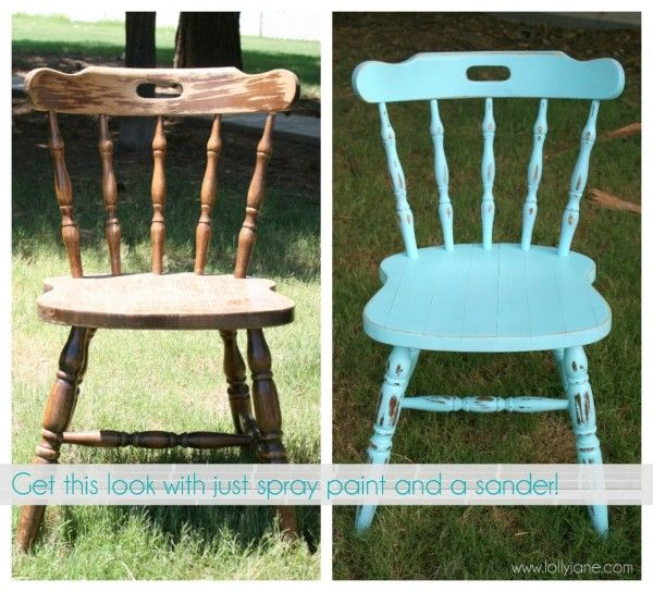 Spray painting is EASY! Don't be intimidated, here are some beginner t…