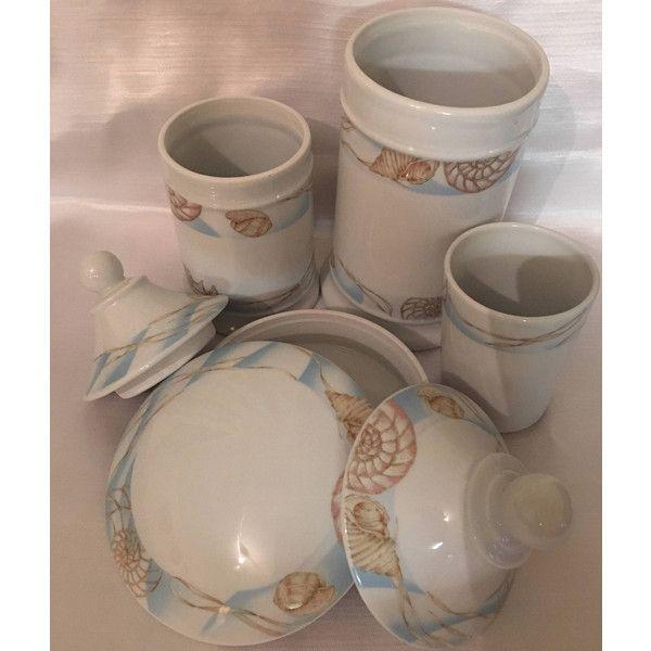 Cream Kitchen Storage Jars: Best 25+ Vintage Canisters Ideas On Pinterest