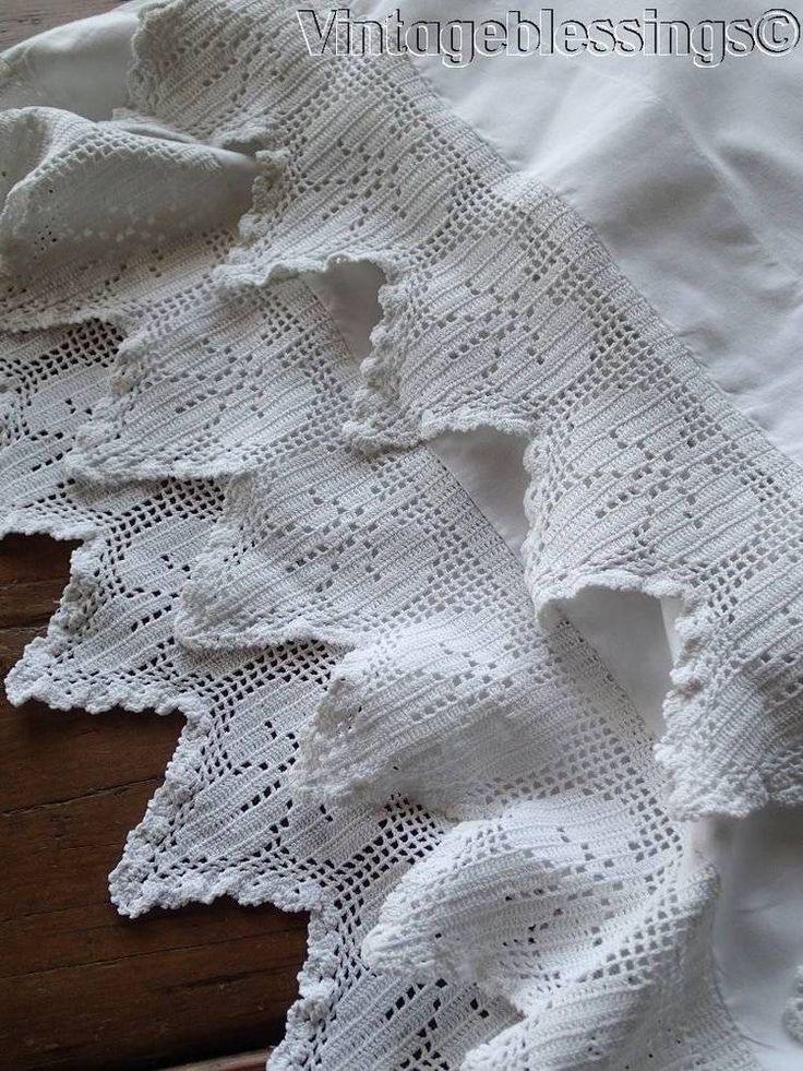 17 Best Images About Fine Antique Lace Amp Linens For Sale