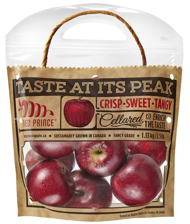 Available from winter to early summer, Red Prince Apples are high in antioxidants and rich in flavour and texture. Perfect for baking, cooking for snacking.