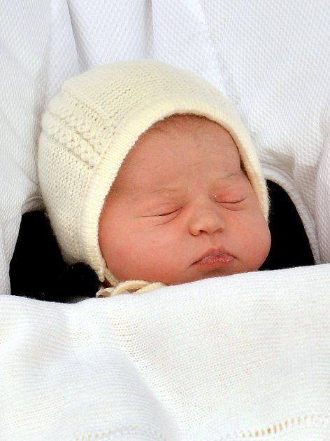 Little Princess Kate and  Williams ' Little Sunshine'