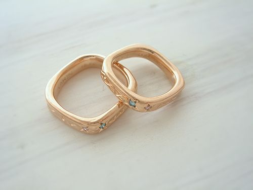 ZORRO Order Collection - Marriage Rings - 106-2