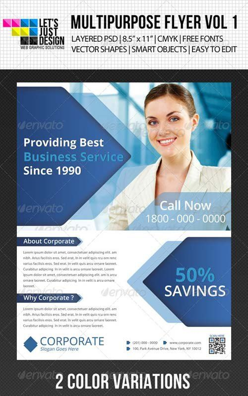 20 best images about corporate flyer designs on pinterest for Flyer inspiration