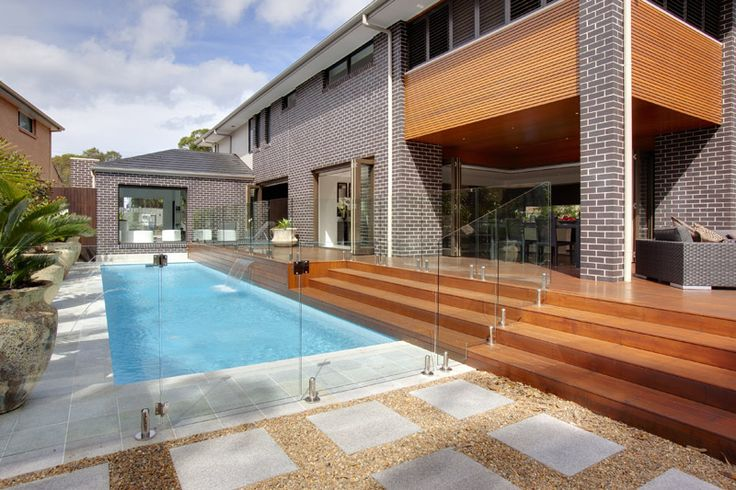 Traditional Geometric Style Pool - Metrion-Display-Dee-Why by Sydney Pool Builder - Sunrise Pools