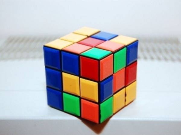 The Rubik's Cube, which became popular in the 1970s and 1980s shortly after its invention by Erno Rubik in Budapest, Hungary, remains a popular puzzle toy on the market today.