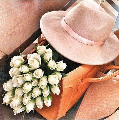 flowers, rose, and fashion kép