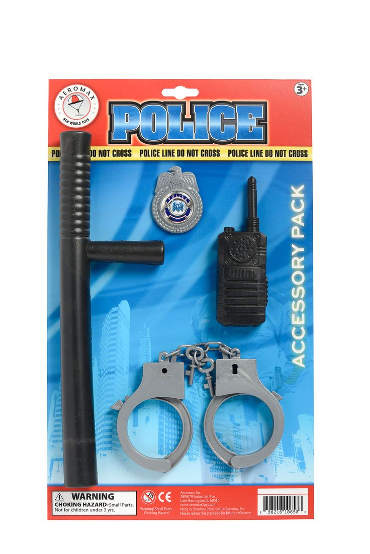 Awesome Costumes Police Officer Child Accessory Set just added...