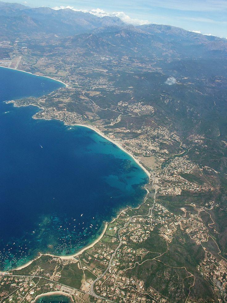 Photo aérienne de Porticcio - Corse-du-Sud (2A)