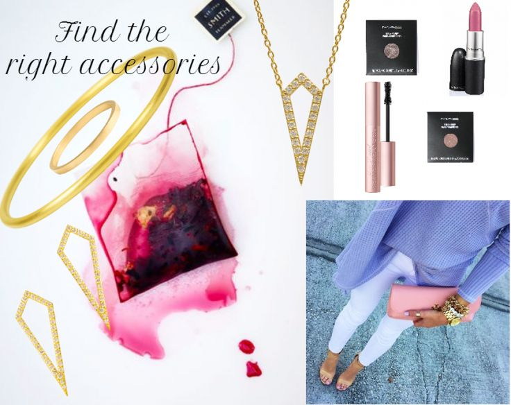 Find the right accessories | #accessories #hvisk #hviskstylist #fashin #style #shopping