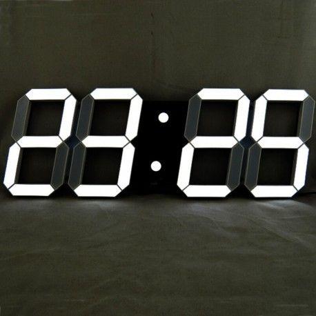 Oversize Led Digital Wall Clock Large Alarm Remote Watch Modern Table Desk Timer Large Digital Wall Clock Wall Clock Modern Big Wall Clocks
