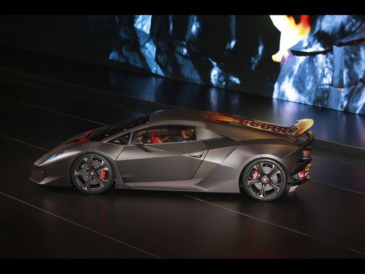 Lamborghini Sesto Elemento Engine   Google Search