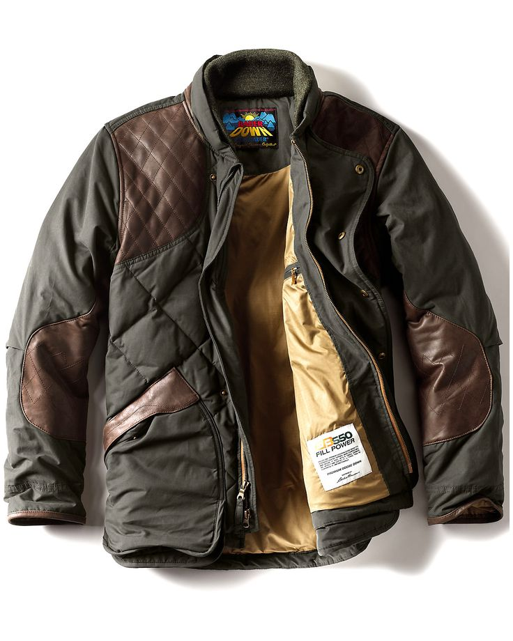 The Skyliner Hunting Jacket was originally released by Eddie Bauer in 1936, it was a notable step forward in sporting jacket design and implemented a quilted pattern with a down filling, it also had significantly improved arm and shoulder range of motion – to suit hunters and clay pigeon shooters. This re-release of the jacket...