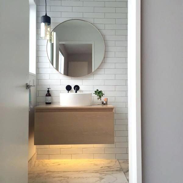 Bad Spiegel Schranke Amazon Badezimmer Round Mirror Bathroom Bathroom Mirror Bathroom Inspiration