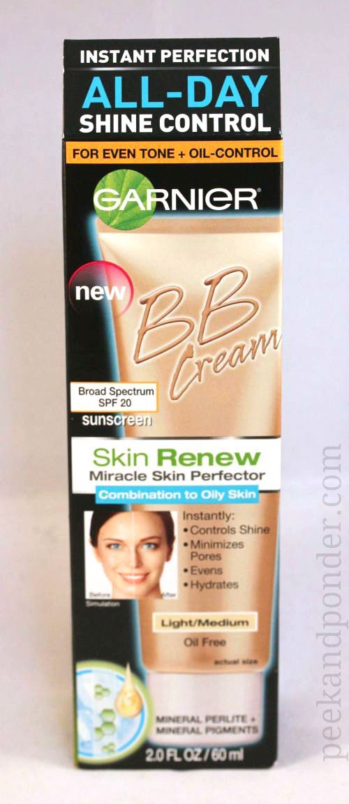 Garnier Oil-Free BB Cream is one of the best drugstore bb creams I've used. It's lightweight but provides good coverage.