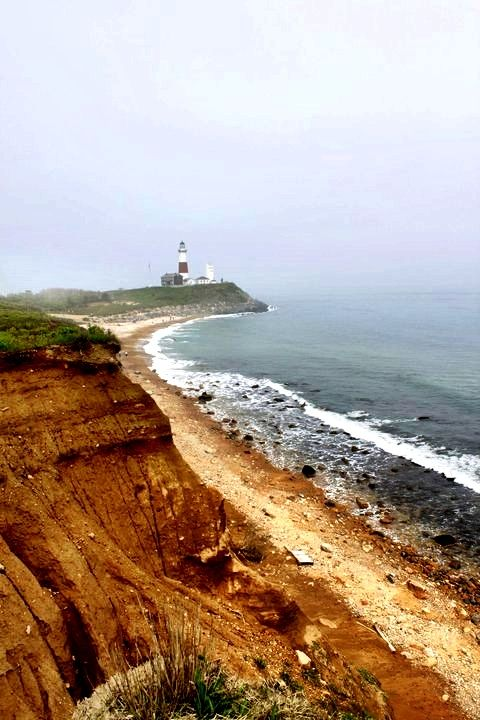 There within every journey lies The End. #montauk #ny