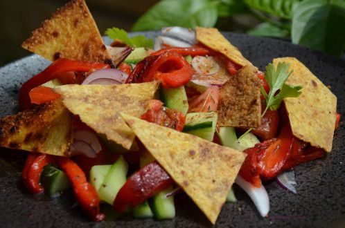 Salade chilienne 4