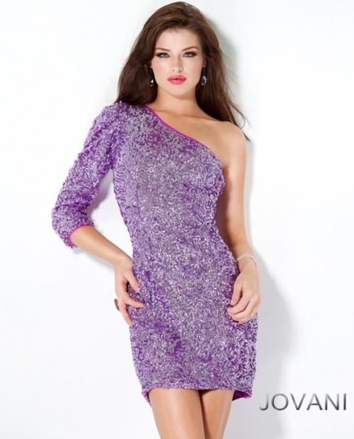 Prom dress short 4c