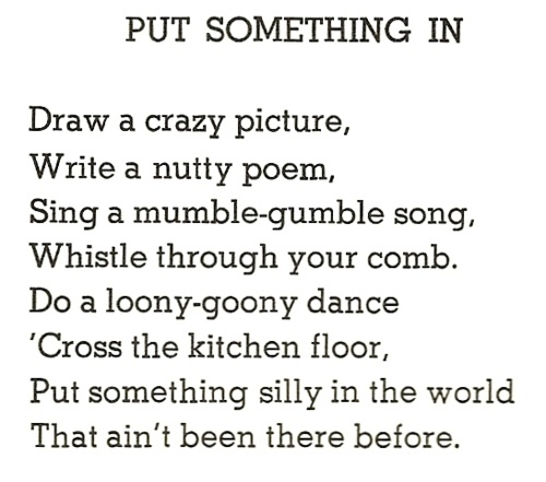Kids Poems