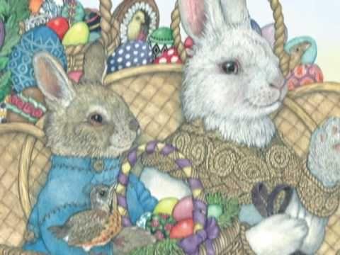 Jan Brett - The Easter Egg read aloud on YouTube!