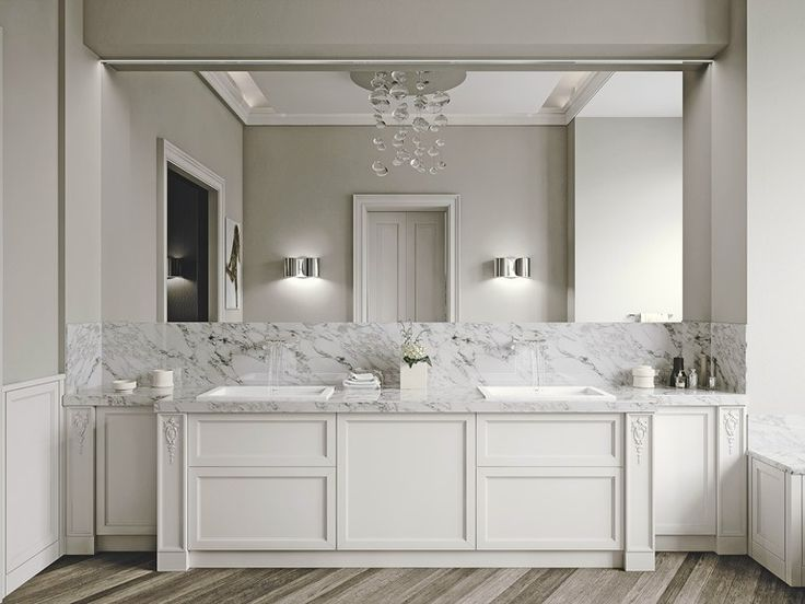 AETERNA | Комплект мебели для ванной комнаты By Lu0027Origine Home Elegans