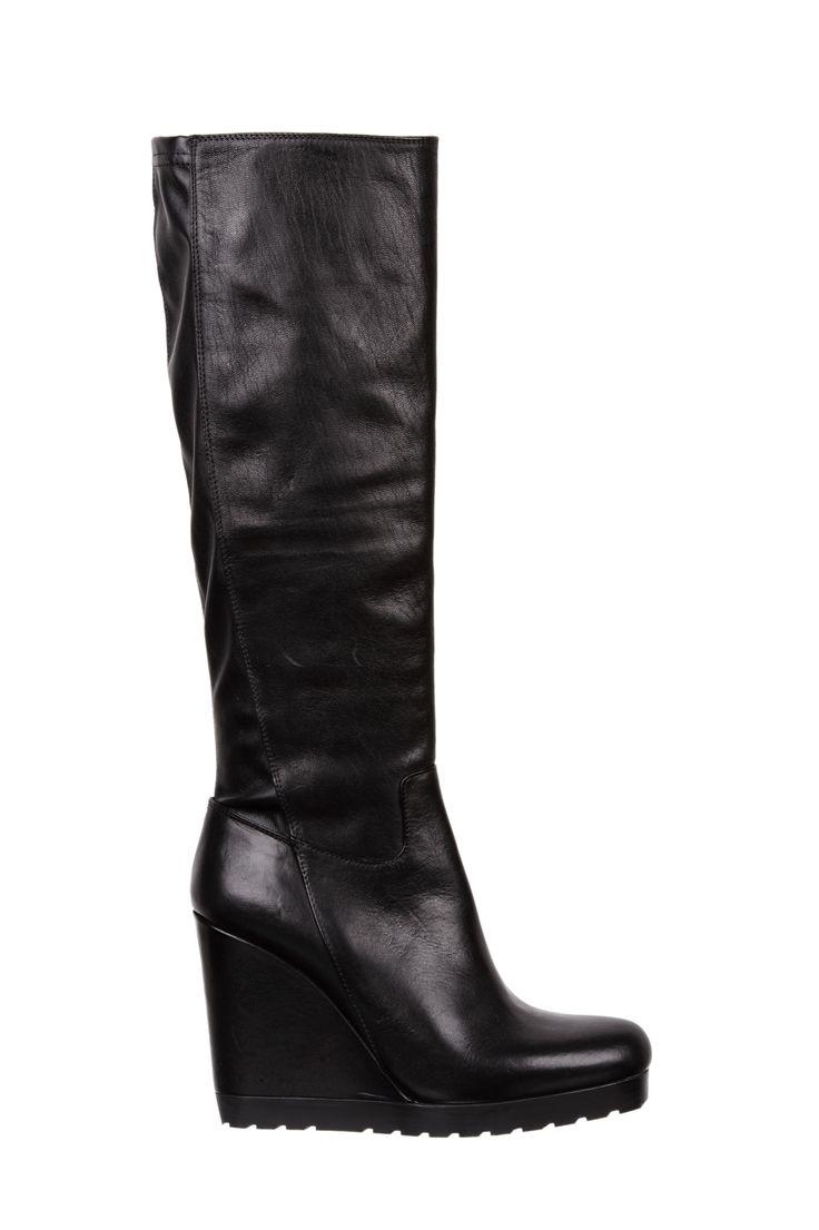 wedge boots - fiorifrancesi