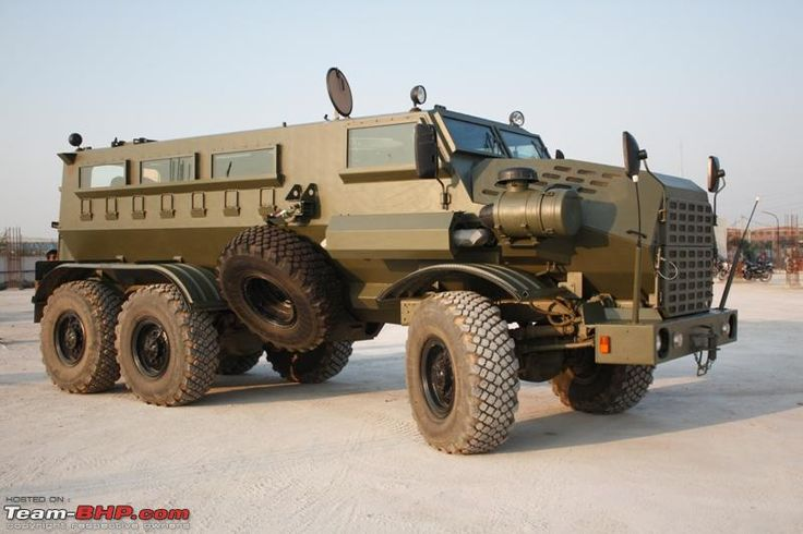 marauder armored vehicle | Ultimate Offroader - Marauder ! - Page 2 - Team-BHP