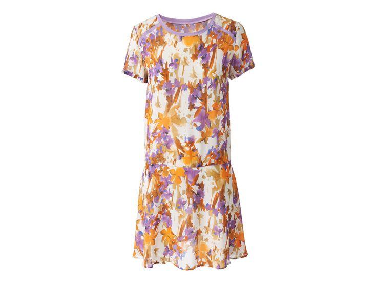 Kleid mit kurzen Ärmeln nähen - eine Anleitung